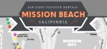 Mission Beach Map and Visitors Guide