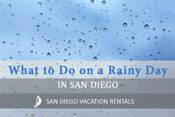 What to do on a rainy day in San Diego