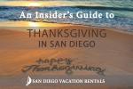 Thanksgiving in San Diego, CA