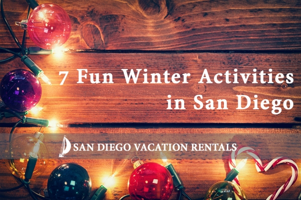 Fun Winter Activities in San Diego