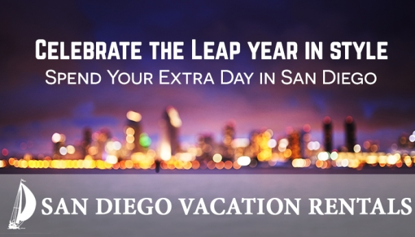 Celebrate leap year in San Diego