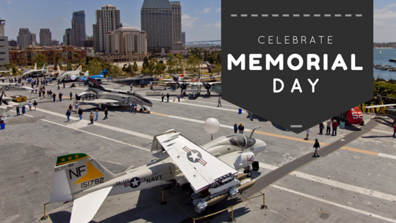 memorial day san diego
